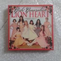 Jual SNSD (GIRLS' GENERATION) - 5TH ALBUM : LION HEART Murah