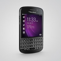 BlackBerry Q10 Refurbished Keypad English ( Black )