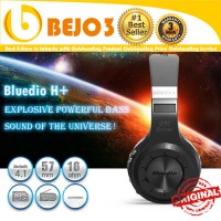 *Terlaris* Headphone Bluetooth Bluedio H+ Turbine (Telepon+SDcard+FM)
