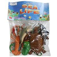 harga Mainan Hewan Laut Sea Life Kantong Isi 5 Murah Tokopedia.com