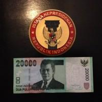 Stiker Sticker Istana Presiden RI untuk Mobil Motor