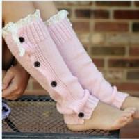 harga Leg Knit Warmer (short) 28cm Pink Tokopedia.com
