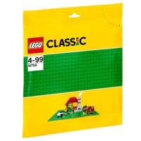 Base Plate Green Lego 10700