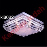 harga LAMPU HIAS PLAFON LED BOHLAM CRYSTAL E27 DINDING KI8082 3WARNA GANTUNG Tokopedia.com