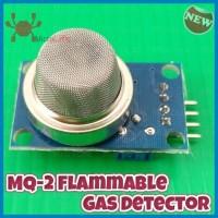 harga Mq-2 Lpg  Gas Detector Mq2 Sensor Module Arduino Raspberry Pi Tokopedia.com