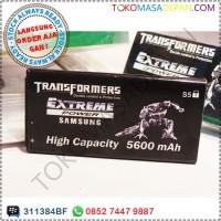 Baterai Batre Samsung Galaxy S5 Double Power Transformer 5600 mAh