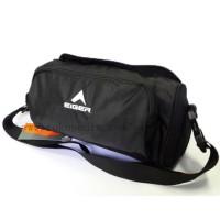 Tas Selempang/travel Pouch Eiger 3088 Grey & Black