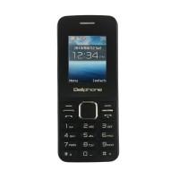 Bellphone BP 127 Candybar - GSM - Hitam