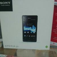 Sony Xperia Go smartphone