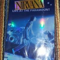DVD Import Nirvana - Live At The Paramount