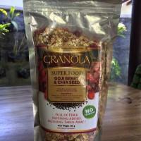 Jual Granola Goji Berry & Chia Seed Muesli Cereal Murah