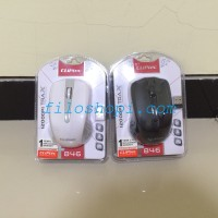 Cliptec TRAX 2.4GHz 1200 DPI Wireless Optical Mouse (RZS-846)