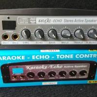 KARAOKE - ECHO - TONE CONTROL NELC N - 196