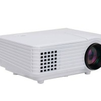 Mini Projector LED RD-805 Proyektor With TV Tuner
