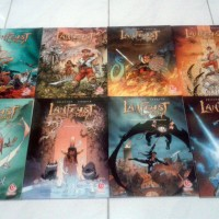 harga Komik Lanfeust Of Troy 1-8 (tamat) Level Comics (arleston - Tarquin) Tokopedia.com