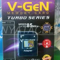 harga Memory Vgen 8gb Class 10 (mmc/micro Sd Hc/card/memori/kelas 10/8 Gb) Tokopedia.com