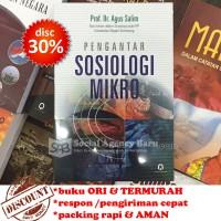 Pengantar Sosiologi Mikro - Agus Salim