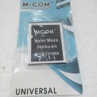 Baterai Mcom Smartfren Haier Maxx Double Power