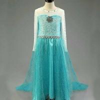 harga Dress frozen elsa big size Tokopedia.com