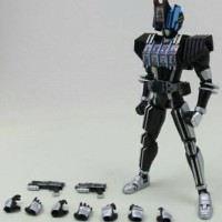Original Figure SHF Kamen Rider Diend Complete Form Ori