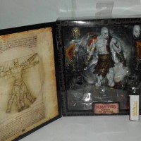 "Kratos God Of War (Mainan Action Figute bu Anak"" & Orang dewasa)"