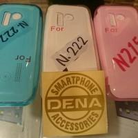 harga Soft Case Nokia 222 215 Ultrathin Tokopedia.com