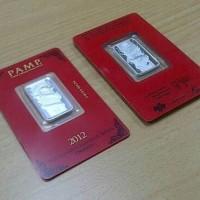 harga Pamp Silver Lunar Dragon Bar 10gram Perak Batang Tokopedia.com