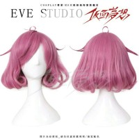 Wig Kofuku Ebisu Noragami EVE STUDIO wig cewek import Cosplay murah