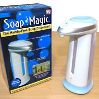 Jual magic soap dispenser / dispenser sabun sensor automatis Murah