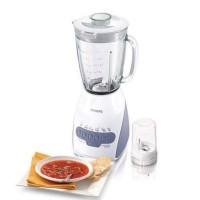 Philips HR 2116 Blender Tango Gelas Kaca 2 Liter dengan Mill - Putih