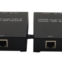 TCP/IP HDMI Extender over one CAT5E/CAT6 100M RANGE