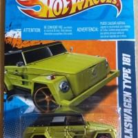 harga HW VW TYPE 181 FTE Hotwheels / Miniatur / Diecast Tokopedia.com
