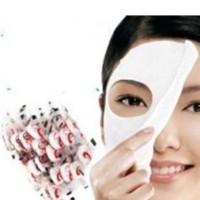 Kertas Masker Wajah Polos Untuk Masker Alami Rumahan Compress Masker