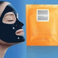 Jual Shisedo Naturgo Mask (Masker Lumpur) Baru Murah