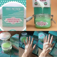 Jual MISS MOTER MATCHA / MILK HAND WAX GREEN TEA ASLI Murah