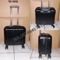 harga koper kebin polo us bag size 18inch original/BLACK Tokopedia.com