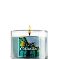 Scanted Candle Beach Cabana Original Bath & Body Works 1.3oz/36gr