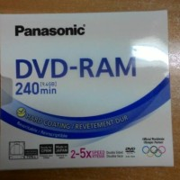 Panasonic Dvd Ram 240 menit