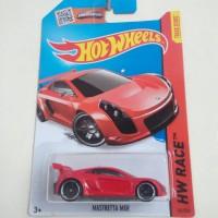Hot Wheels - Mastretta MXR