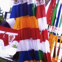 UMBUL-UMBUL HUT RI Ada Gambar Garuda Pancasila / TokoHarapanPerdana86
