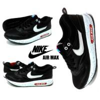 Nike Air Max Cewek Hitam Putih Lunar / Air Max Lunar / Nike Cewek
