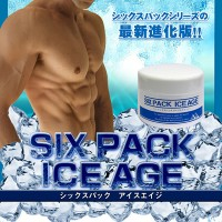 Six Pack Ice Age Gel