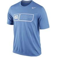 harga Nike Ncaa North Carolina Tar Heels Legend Training Day T-Shirt Tokopedia.com