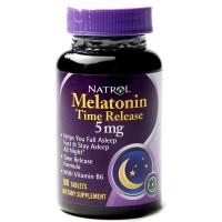 Natrol Melatonin TR 5 mg - 100 caps