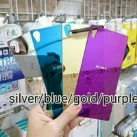 Tempered Glass Mirror 2 in 1 For Sony Xperia Z, Z1, Z2, Z3, Z4