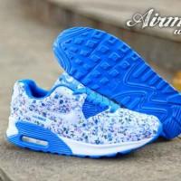 Sepatu Kets wanita murah Nike Airmax flower Mw03