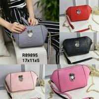 Jual R89895 Tas Import Fashion Korea - Owl Bag Tas Murah Murah