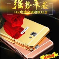 CASE BUMPER MIRROR SAMSUNG GALAXY NOTE 2 / N7100 CASING COVER