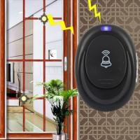 harga Forecum Wireless Smart Waterproof Alarm Doorbell / Bel Pintu Anti Air Tokopedia.com