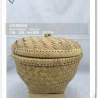 Keranjang bambu bamboo plate  Bamboo Fruit basket, baasket